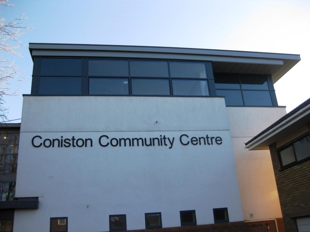 Community Centre, Coniston